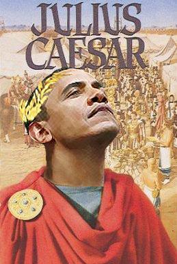 JULIUS CAESAR IS JESUS CHRIST